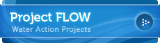 Project Flow: Water Action Projects Button